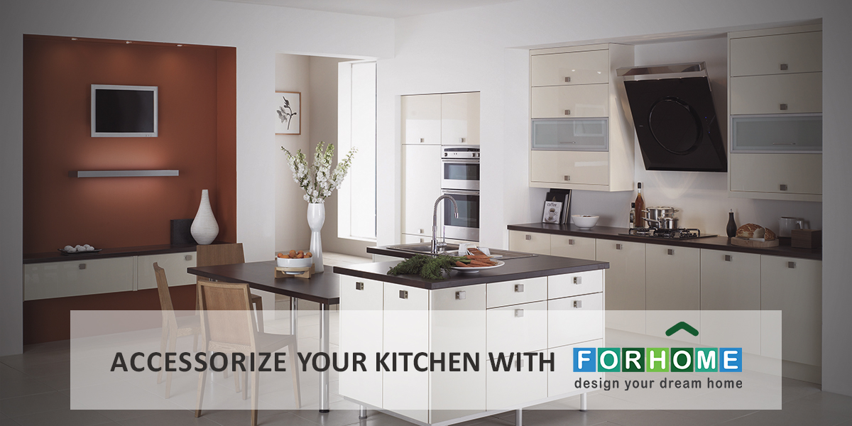 Accessorize your Kitchen with Forhome